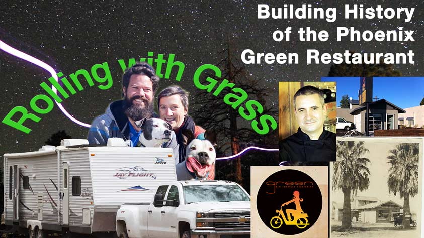 Green Restaurant's Phoenix Building History with Damon Brasch